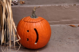Even pumpkins are getting Web-friendly