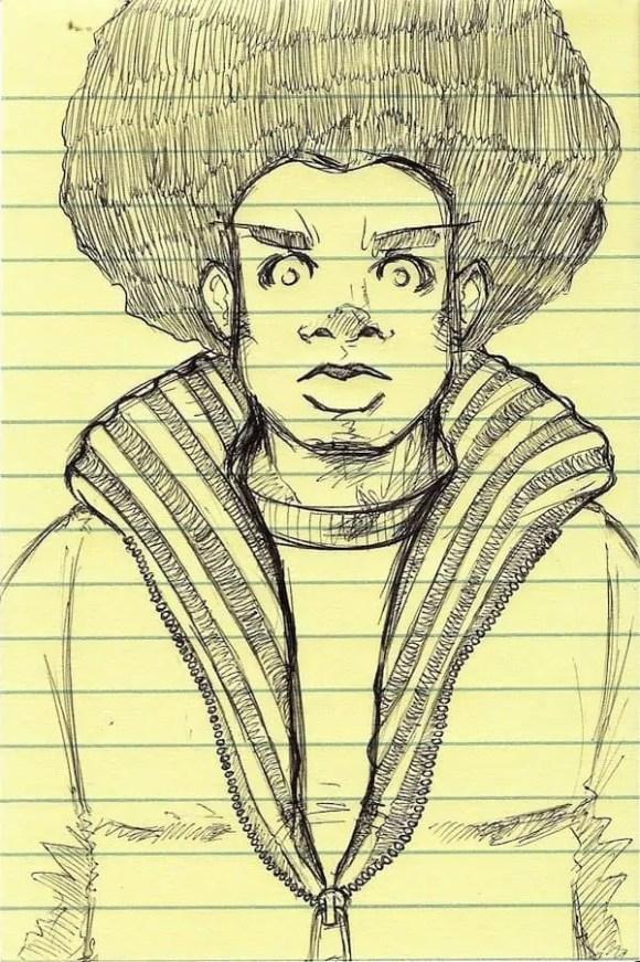 Doomz sketch
