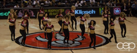 Toronto Raptors vs. The Denver Nuggets Feb 12 2013 —