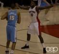 Toronto Raptors vs. The Denver Nuggets Feb 12 2013 —