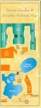 Siegfried & Roy's Secret Garden and Dolphin Habitat — Map