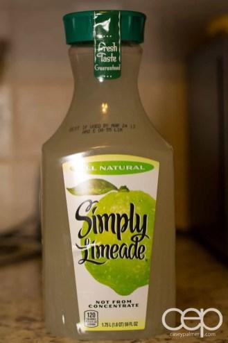 Simply Lemonade Limeade