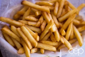 French Fries at Grover's