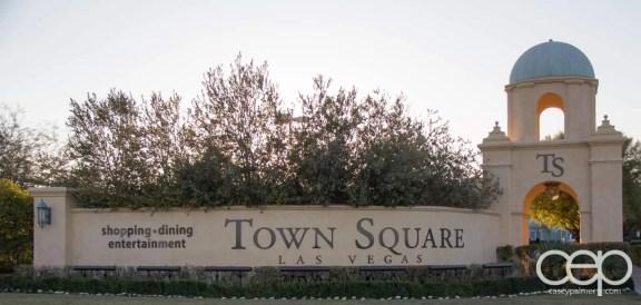 Las Vegas — Town Square Las Vegas — Main Entrance