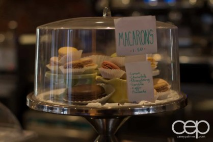 G... for Gelato and Espresso Bar — Macrons