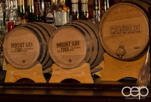 After Work Drinks Toronto 8 — #AWDTO — Mount Gay Rum Casks