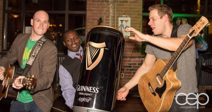 After Work Drinks Toronto 8 — #AWDTO — Matt, Dru and Craig
