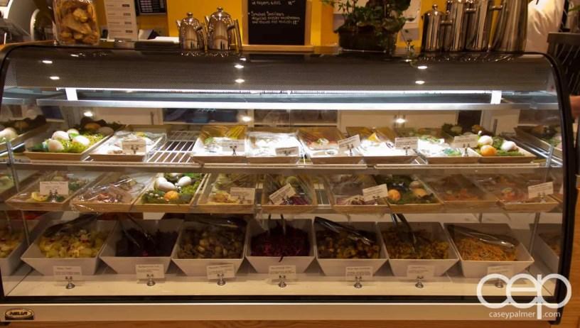 The Smørrebrød Counter at Karelia Kitchen