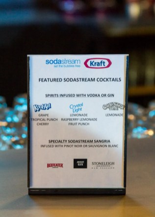 Kraft SodaStream Promotional Party —