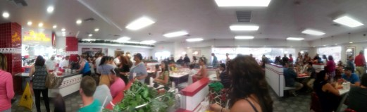 BiSC and Las Vegas 2013 — In-N-Out Burger — Packed House