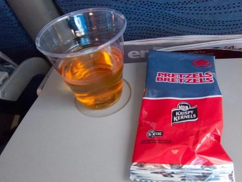 BiSC and Las Vegas 2013 — Pretzels and Juice