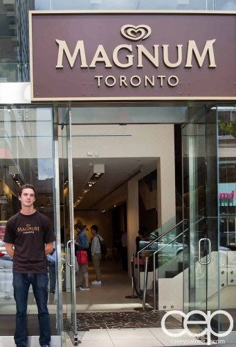 Magnum Pleasure Shop—Front Entrance