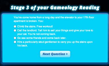 Mattel Game On! Gameology — Gameology Quiz — Stage 3