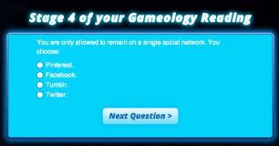 Mattel Game On! Gameology — Gameology Quiz — Stage 4