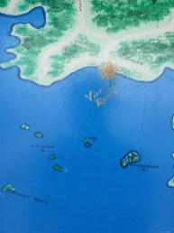Viamede Resort & Dining — Viamede on a Map of Stoney Lake
