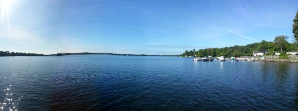 Viamede Resort & Dining — Stoney Lake