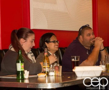 #BramptonTweetup — Christine Pantazis, Lat Leger and Craig Silva