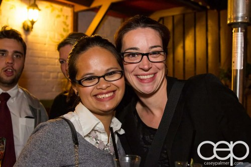 TacoTweetup—Lat Leger and Crystal Boese