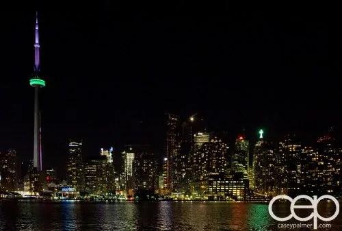 Toronto at Night (1 of 1)