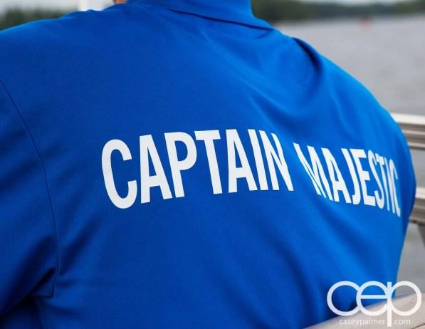 Viamede Resort & Dining — Boat Cruise — Keenan aka Captain Majestic