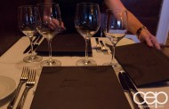 Viamede Resort & Dining — The Inn at Mount Julian — Table Setting