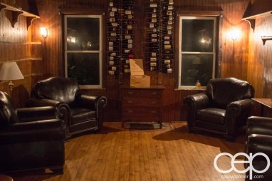 Viamede Resort & Dining — The Inn at Mount Julian — The Sitting Room