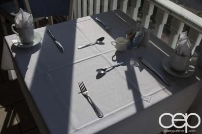 Viamede Resort & Dining — 1885 — Table Setting