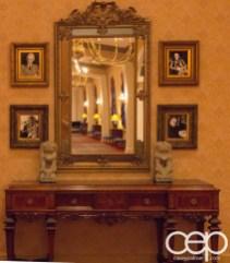 #FordNAIAS 2014 — Day 3 — The Dearborn Inn — Antique Mirror