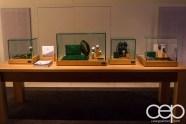 #FordNAIAS 2014 — Day 2 — Cobo Hall — North American International Auto Show — Lincoln — Lincoln MKC Presents the Shinola Gallery — Green Gear