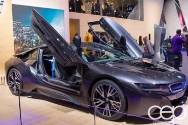 #FordNAIAS 2014 — Day 2 — Cobo Hall — North American International Auto Show — Infiniti — Race Car