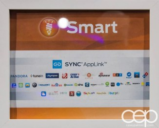 #FordNAIAS 2014 — Day 2 — Cobo Hall — Behind the Blue Oval — Smart — Ford SYNC SyncLink