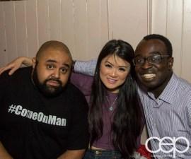 #ReGiftTO—Justin, Adeline and Casey