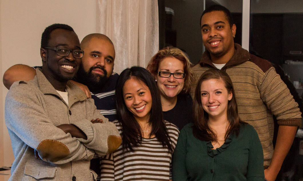 Team Trolling Christmas 2014 — Group Shots —