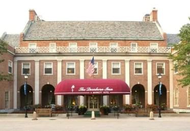 #FordNAIAS 2014 — Day 3 — The Dearborn Inn — Front
