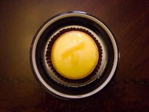 #100HappyDays — Day 5 — Mon K Patisserie — Lemon Tart