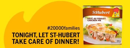 Do All The Things — The February Freeze — St. Hubert Chicken Pot Pie