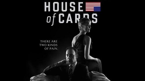 #100HappyDays — Day 7 — House of Cards Season 2
