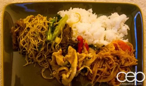 #100HappyDays—Day 31— Little Coxwell Vietnamese and Thai Cuisine