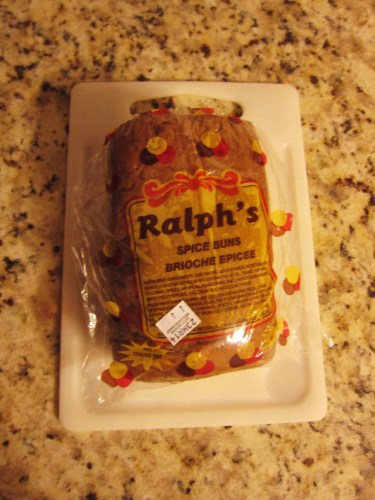 #100HappyDays — Day 22 — Ralph's Spice Bun