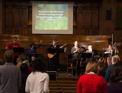 #100HappyDays — Day 27 — Walmer Road Baptist Church — Steve's Last Day (1 of 1)