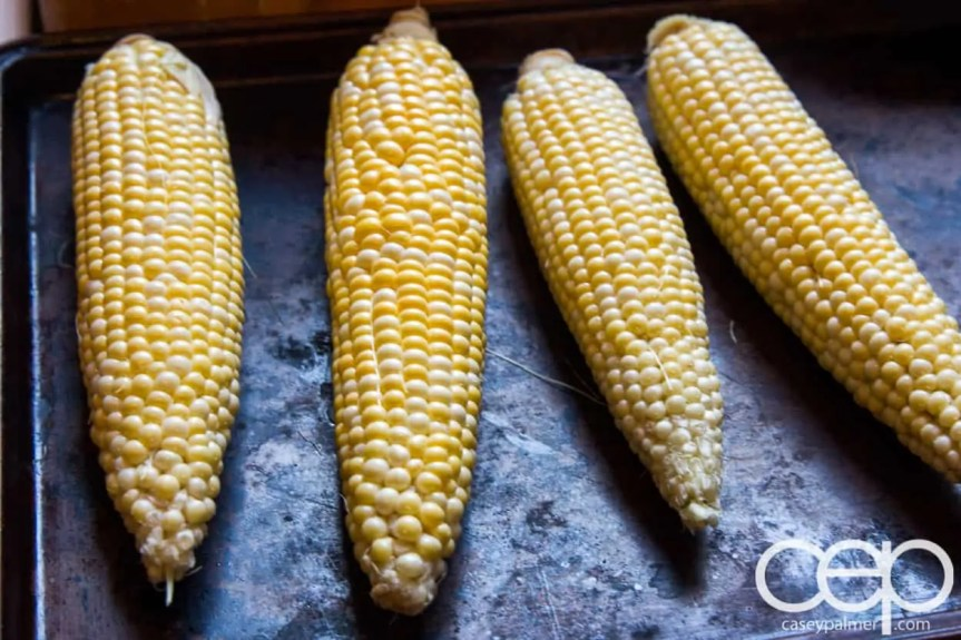 Dempster's DIYSandwich — Danforth Dinner — Corn