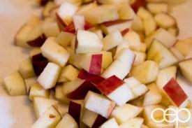 Dempster's DIYSandwich — Danforth Dinner — Diced Apples