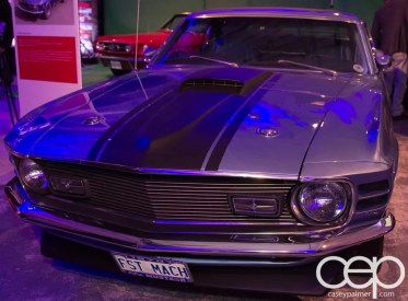 Ford Motor Company of Canada — #FordMustang50 — Mach I Sports Roof