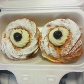 Monthly WrapUp — May — North Pole Bakery — Zeppole