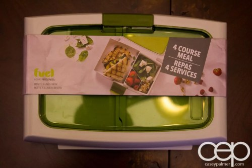 Best Buy Canada—#SetMeUpBBY—Home Presence fuel Bento Lunch Box Food Container