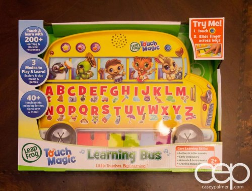 Best Buy Canada — #SetMeUpBBY — LeapFrog Touch Magic Learning Bus