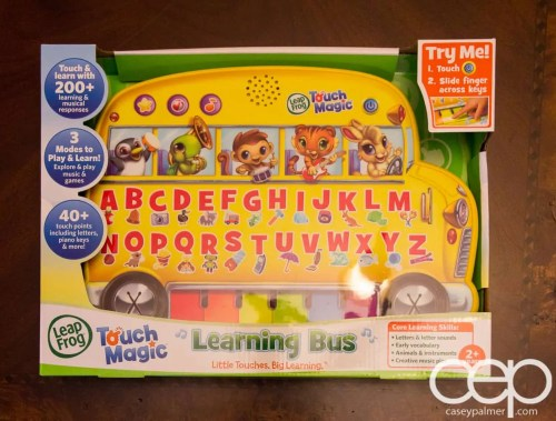 Best Buy Canada—#SetMeUpBBY—LeapFrog Touch Magic Learning Bus