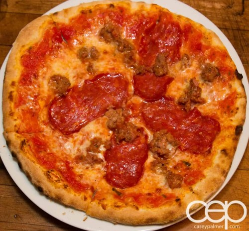 G... for Gelato and Espresso Bar — Pizza Party — Maialina Pizza