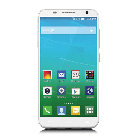 Alcatel OneTouch Idol 2 S—Frontal View