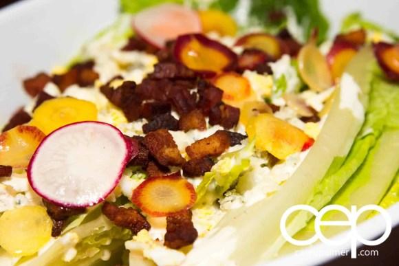 #CIASGM GM Canada President's Dinner — Montecito — Cobb Salad